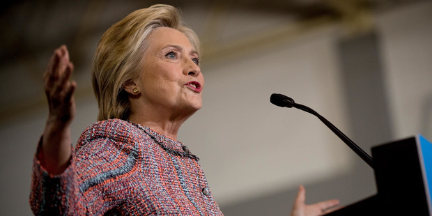 Reports have emerged the IT specialist who deleted Hillary Clinton's emails may first have turned to Reddit for help. Photo / AP
