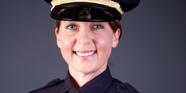 Tulsa officer Betty Shelby fired the fatal shot that killed 40 year-old Terence Crutcher. Photo / AP