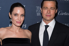 Brad Pitt is apparently furious he's been painted as a bad dad by Angelina Jolie. Photo / AP