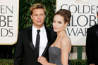 Brad Pitt, and actress Angelina Jolie -- heading for divorce.