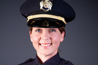 Betty Shelby has been charged with first-degree manslaughter following the fatal shooting of Terence Crutcher. Photo / AP