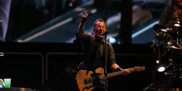 Who can forget Bruce Springsteen's compelling 1980 classic The River. Picture / Christ Loufte