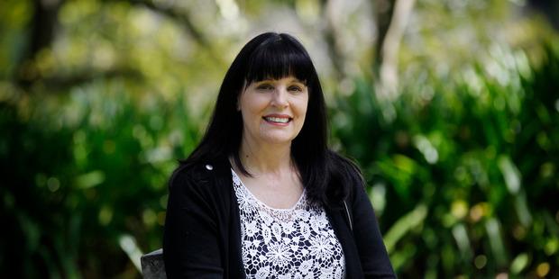 Outgoing mayor Julie Hardaker. Photo / Christine Cornege