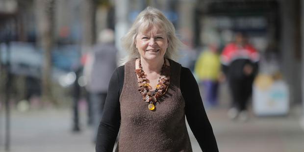 Whanganui Mayor Annette Main. Photo / Bevan Conley