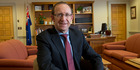 Andrew Little said that at a bare minimum Labour wanted amendments to the Kermadecs bill to preserve the rights of iwi to contest their rights in court. Photo / Mark Mitchell