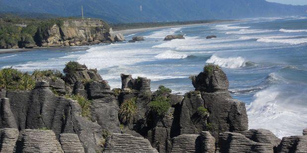 Punakaiki Rocks. Photo / File