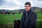 Dairy farmer Craig Maxwell says the industry is 'ticking over', waiting for things to improve. Photo/Regan Schoultz.