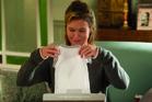 Renee Zellweger returns as Bridget Jones in the film Bridget Jones' Baby.