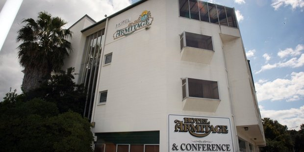 Hotel Armitage was booked out even faster for next year's One Love Festival. Photo/file