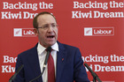 Labour Party leader Andrew Little is clearly demonstrating his credentials as a prospective Prime Minister.  Picture / Nick Reed