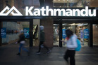 Kathmandu Holdings rose 2 per cent to $2.04. Photo / Nick Reed