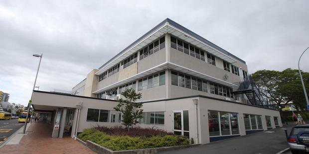 The Tauranga City Council building. Photo/File