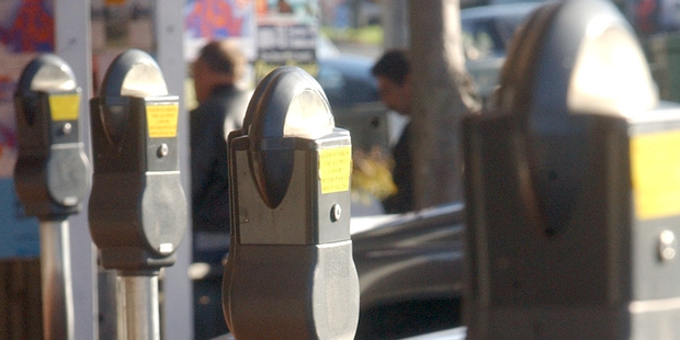 Parking wardens will now have cameras following a successful trial. Photo/File