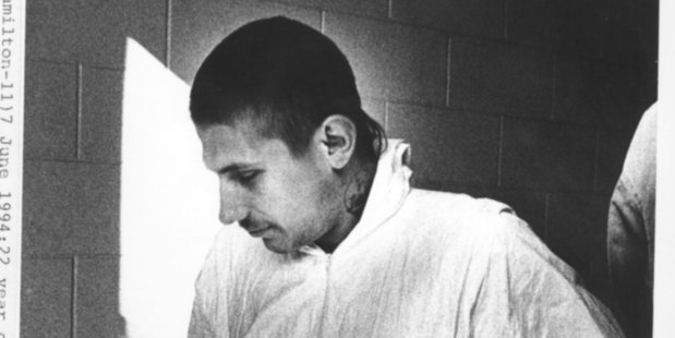 In June 1994, Gresham Marsh killed an elderly couple, later telling police he wanted to see what it was like to kill someone and watch them die. Photo/ file