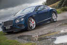 Bentley Continental GT speed car. Photo / Ted Baghurst.