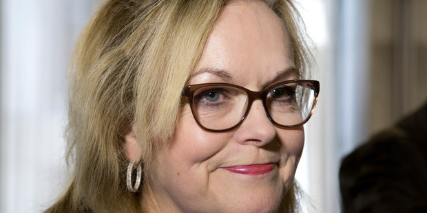 Corrections Minister Judith Collins is eyeing a law change after the Supreme Court ruled some prisoners had been locked up too long. NZ Herald photo by Mark Mitchell.