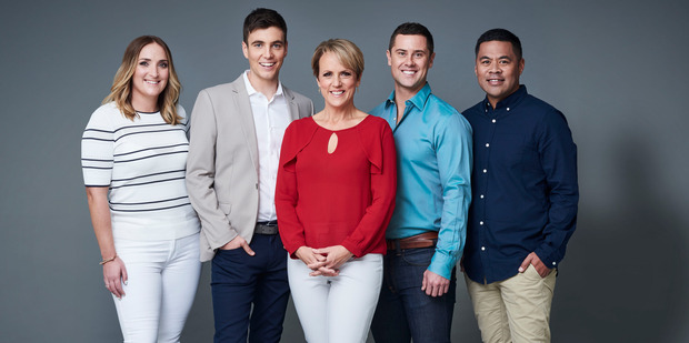 The new TVNZ Breakfast Lineup