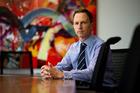 Nikko Asset Management New Zealand's head of equities, Stuart Williams.