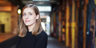 Man Booker Prize winning author Eleanor Catton. Photo / Robert Catto.