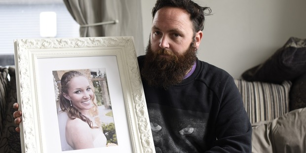 Papamoa man Brett Morrison is pleading for the thieves who stole his late wife Sarah's jewellery, to return it. Photo/George Novak