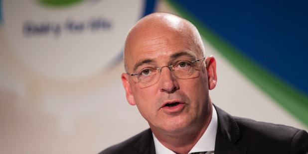 Loading Fonterra CEO Theo Spierings. Photo / NZME