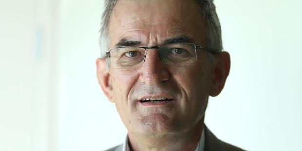 Tauranga Chamber of Commerce CEO Stan Gregec. Photo/File
