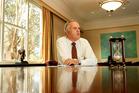 University of Auckland Vice-Chancellor Stuart McCutcheon. Photo /NZ Herald