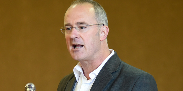 Phil Twyford said overseas investors reported tax losses of $300 million on rental properties, which could mean a tax write-off of up to $100 million - this is simply untrue. Photo / NZME