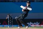 New Zealand Black Caps captain Brendon McCullum in action against Australia. Photo / Brett Phibbs