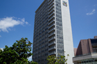 Auckland City Council Administration building has been sold for development. Photo / File