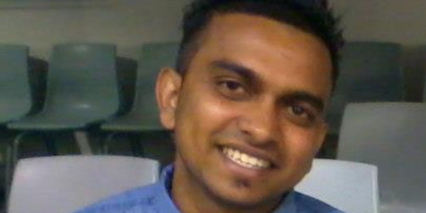 Tejas Patel was killed after getting off a train at the Morningside Station. Photo / Facebook