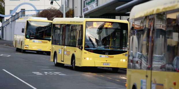 Bus users will be rewarded on Thursday morning. Photo/file