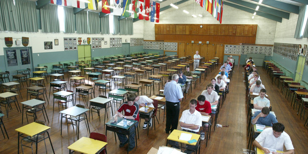 TOUGH GOING: Students shouldn't expect a no-surprises exam package, writes Mark Story. PHOTO FILE