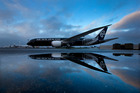 Air New Zealand shares, which opened at $1.89 today, have fallen 30 per cent since mid-April. Photo / Brett Phibbs
