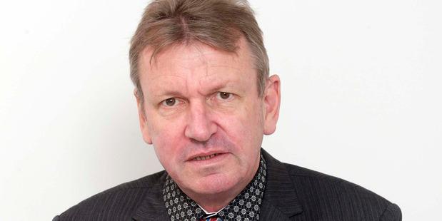 CHALLENGER: Peter Gill - a serious contender.