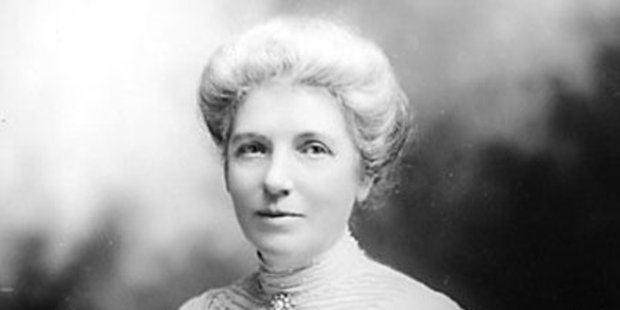Social reformer and suffragist Kate Sheppard. Photo / Wikipedia