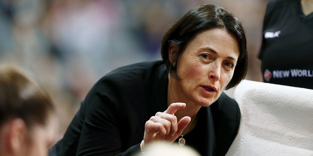 Head Coach Janine Southby. Photo / Getty Images