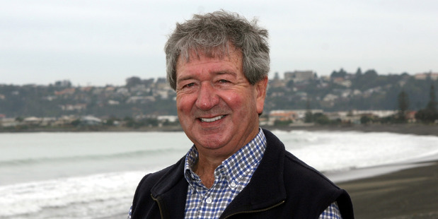 Napier City Council candidate Larry Dallimore
