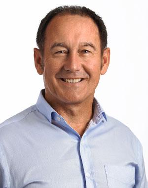 Bayfair Shopping Centre manager Steve Ellingford.
