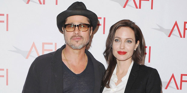 Loading Angelina has requested sole physical custody of the couple's six children. Photo / Getty