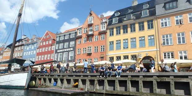 Buildings in Denmark are high among the reasons to visit. Photo / Paul Charman