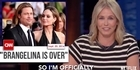 Watch: Chelsea Handler reacts to Brangelina split