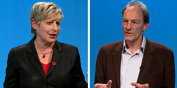 Lianne Dalziel and John Minto agree on more things than they disagree on. Photo / Christchurch Star