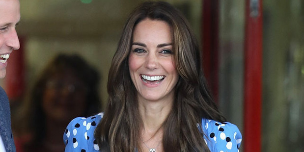 The Duchess of Cambridge. Picture / Getty Images.