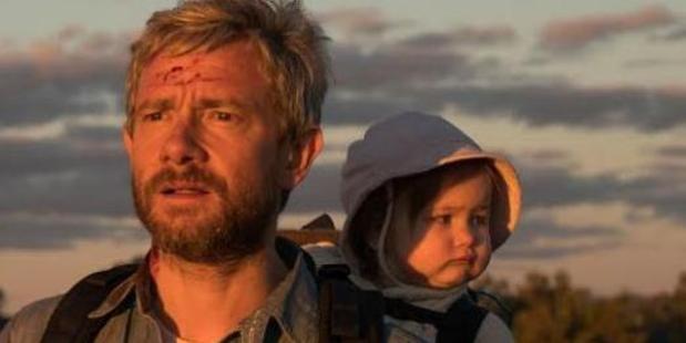 Martin Freeman stars in the Australian movie Cargo.