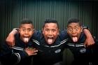 Te Puke Intermediate rugby academy players (l-r) Joseph Vueti, Senio Pulega, and Josese Vukataki - all 13 - have helped turn the tide for Te Puke.  Photo/Andrew Warner.
