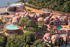 The unusual home is on the market for more than $500 million. Photo / Christie's International Real Estate