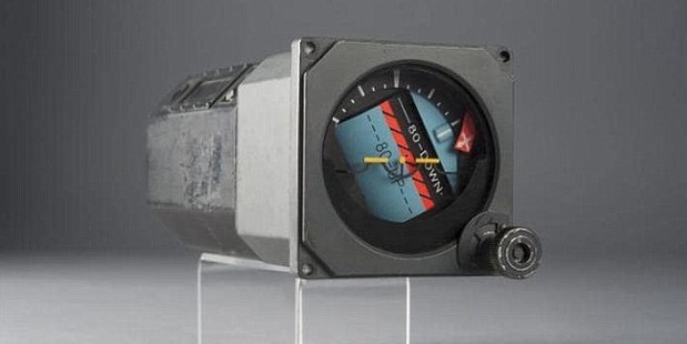 Aviation instruments are expected to be popular items at the auctions. Photo / www.marclabarbe.com