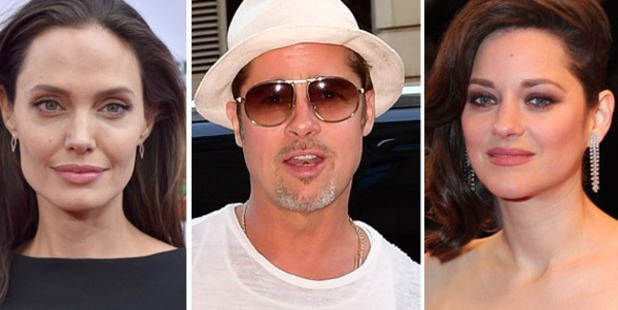 Loading Angelina Jolie, Brad Pitt and Marion Cotillard. Photo / Getty Images