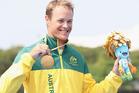 Australian Paralympic gold medallist Curtis McGrath. Photo / Getty
